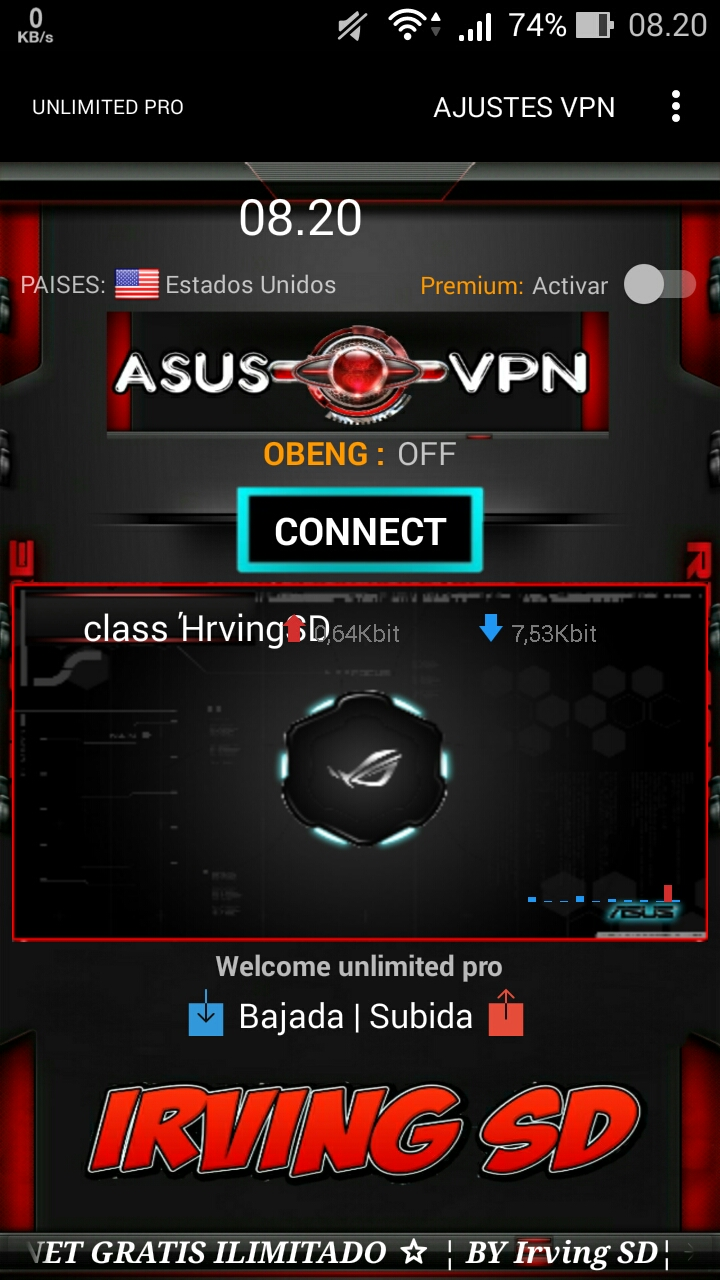 Download asus vpn unlimited pro apk