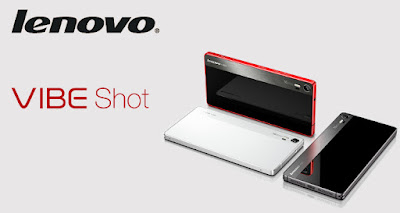 Lenovo Vibe Shot Specifications - LAUNCH Announced 2015, March Also Known as Lenovo z90-7, Lenovo Vibe Max DISPLAY Type IPS LCD capacitive touchscreen, 16M colors Size 5.0 inches (~69.3% screen-to-body ratio) Resolution 1080 x 1920 pixels (~441 ppi pixel density) Multitouch Yes Protection Protection Corning Gorilla Glass 3 BODY Dimensions 142 x 70 x 7.3 mm (5.59 x 2.76 x 0.29 in) Weight 145 g (5.11 oz) SIM Dual SIM (Micro-SIM, dual stand-by) PLATFORM OS Android OS, v5.0.2 (Lollipop) CPU Octa-core (4x1.7 GHz Cortex-A53 & 4x1.0 GHz Cortex-A53) Chipset Qualcomm MSM8939 Snapdragon 615 GPU Adreno 405 MEMORY Card slot microSD, up to 256 GB (dedicated slot) Internal 32 GB, 3 GB RAM CAMERA Primary 16 MP, f/2.2, OIS, autofocus, triple-LED (dual-tone) flash Secondary 8 MP, f/2.2, 1080p Features Geo-tagging, touch focus, face detection, panorama, HDR Video 1080p@30fps NETWORK Technology GSM / HSPA / LTE 2G bands GSM 850 / 900 / 1800 / 1900 - SIM 1 & SIM 2 3G bands HSDPA 850 / 900 / 1900 / 2100 4G bands LTE 800 / 1800 / 2100 / 2600 - Lenovo Z90-7 Speed HSPA 42.2/5.76 Mbps, LTE Cat4 150/50 Mbps GPRS Yes EDGE Yes COMMS WLAN Wi-Fi 802.11 a/b/g/n, dual band, hotspot GPS Yes, with A-GPS USB microUSB v2.0 Radio FM radio Bluetooth v4.1, A2DP FEATURES Sensors Accelerometer, proximity, compass Messaging SMS(threaded view), MMS, Email, Push Mail, IM Browser HTML5 Java No SOUND Alert types Vibration; MP3, WAV ringtones Loudspeaker Yes 3.5mm jack Yes - Active noise cancellation with dedicated mic BATTERY  Non-removable Li-Po 3000 mAh battery Stand-by Up to 456 h (3G) Talk time Up to 30 h (2G) / Up to 21 h (3G) Music play  MISC Colors Crimson, Pearl White, Graphite Grey  - MP4/H.264 player - MP3/WAV/WMA/eAAC+ player - Photo/video editor - Document viewer