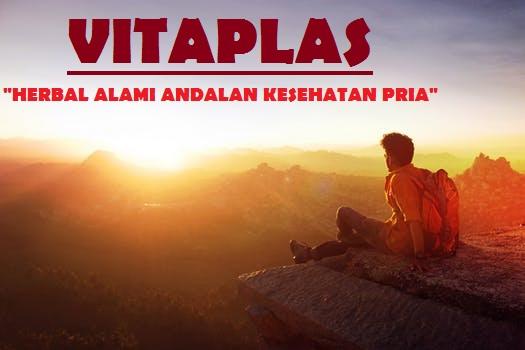 VITAPLAS - HERBAL ALAMI ANDALAN KESEHATAN PRIA
