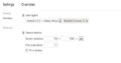 Cara Melihat Template Responsive atau Tidak Di Google Chrome