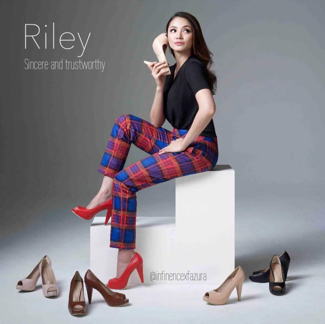 Infinence Riley Shoes