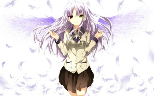 Brave Song Anime Angel Beats