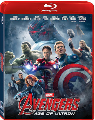 Avengers Age Of Ultron 2015 Dual Audio 5.1ch 1080p BRRip HEVC x265