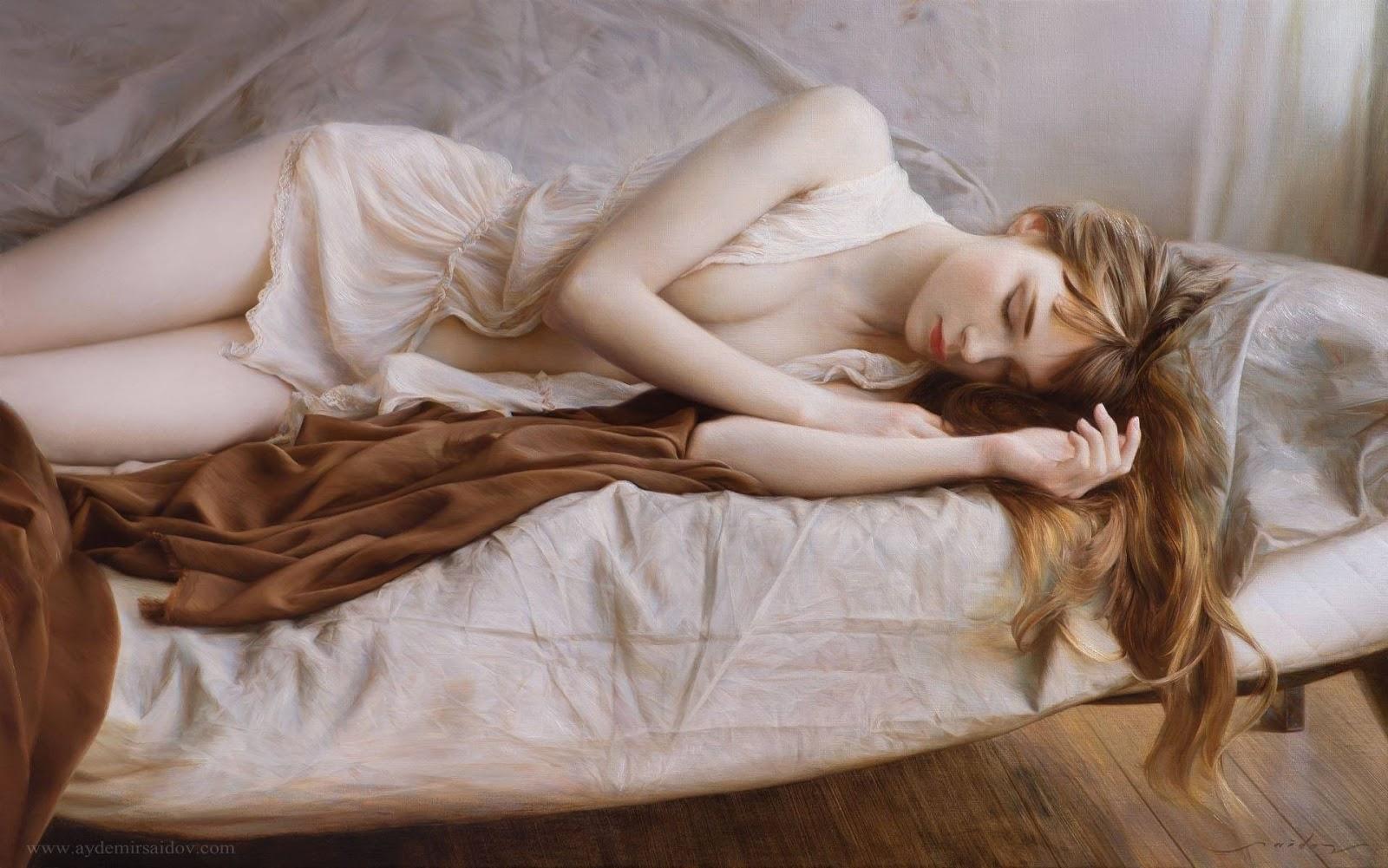 Sonho na Luz da Manhã - Aydemir Saidov