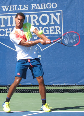 Mmoh, 18, leads parade of upsets in 100K Tiburon