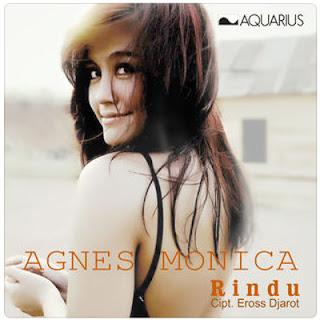 Chord Agnes Monica - Rindu