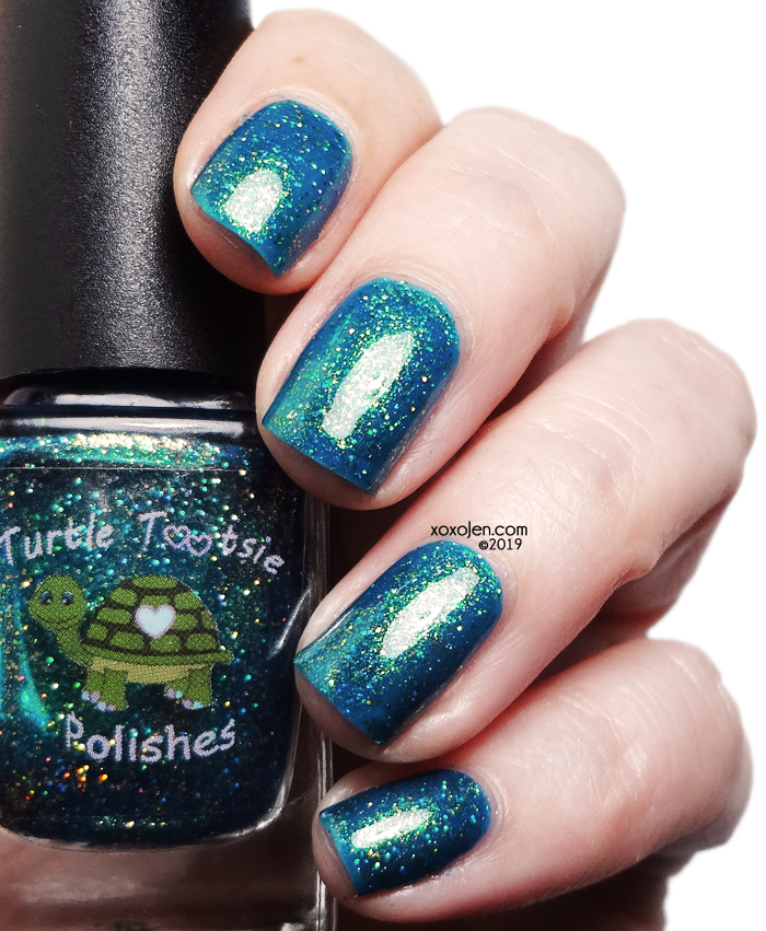 xoxoJen's swatch of Turtle Tootsie The Beast
