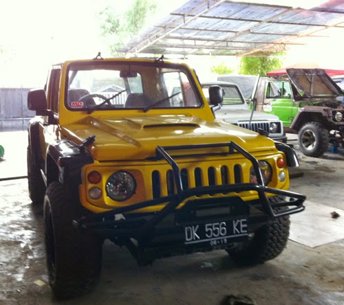 modifikasirxking2016: Modifikasi 4x4 Images