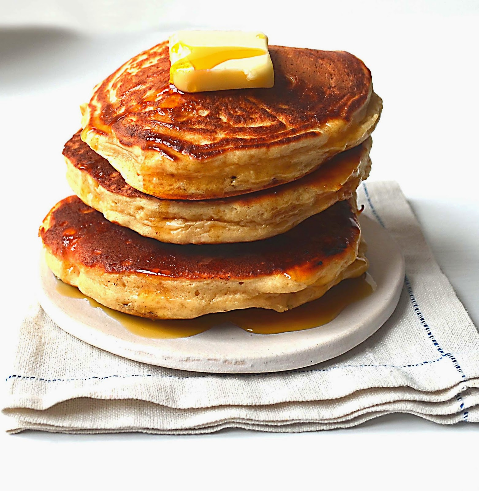 Sew French The Best Buttermilk Pancakes