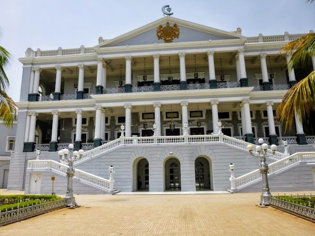 What to see in Hyderabad: Falaknuma Palace