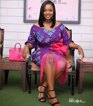 Actress Jackie Appiah Stuns In New Style With Her Captivating  Figure