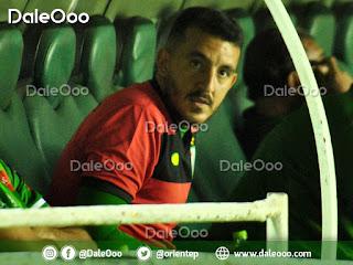 Marcel Román Capitán de Oriente Petrolero es pedido como titular por la parcialidad albiverde - DaleOoo