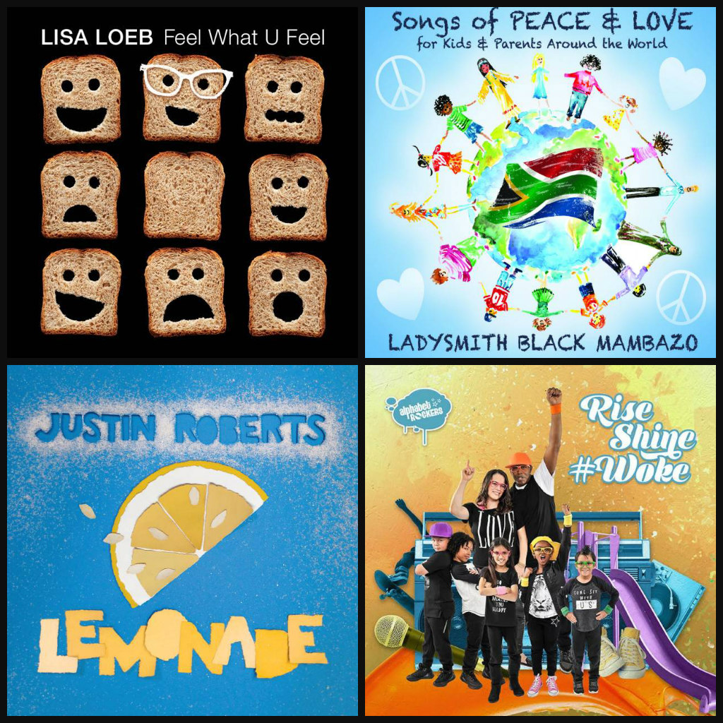 A GEEK DADDY: Top Childrens Music Artists CD Bundle Giveaway