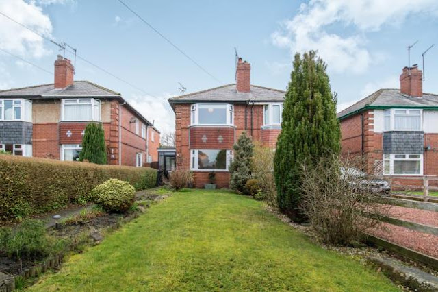 Harrogate Property News - 2 bed semi-detached house for sale Greenfields Avenue, Harrogate, North Yorkshire HG2