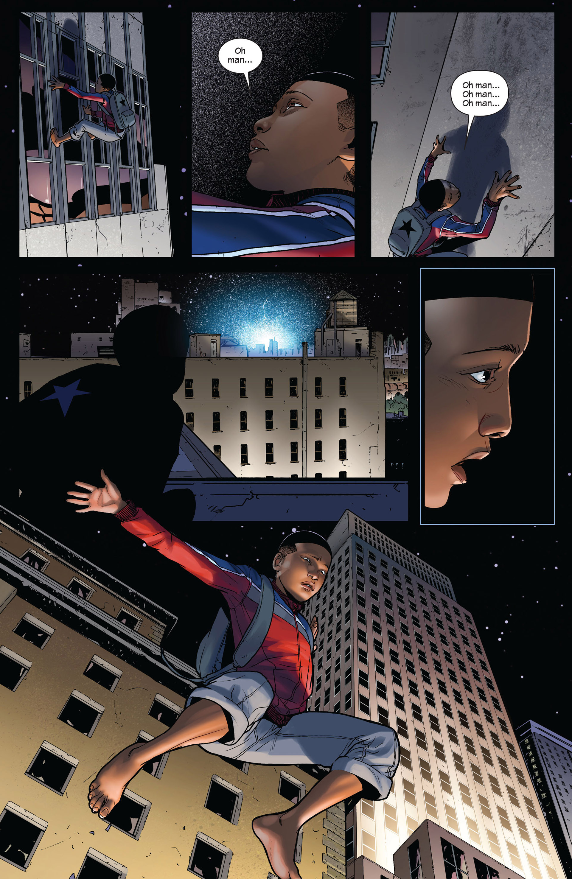 Read online Ultimate Comics Spider-Man (2011) comic -  Issue #4 - 4