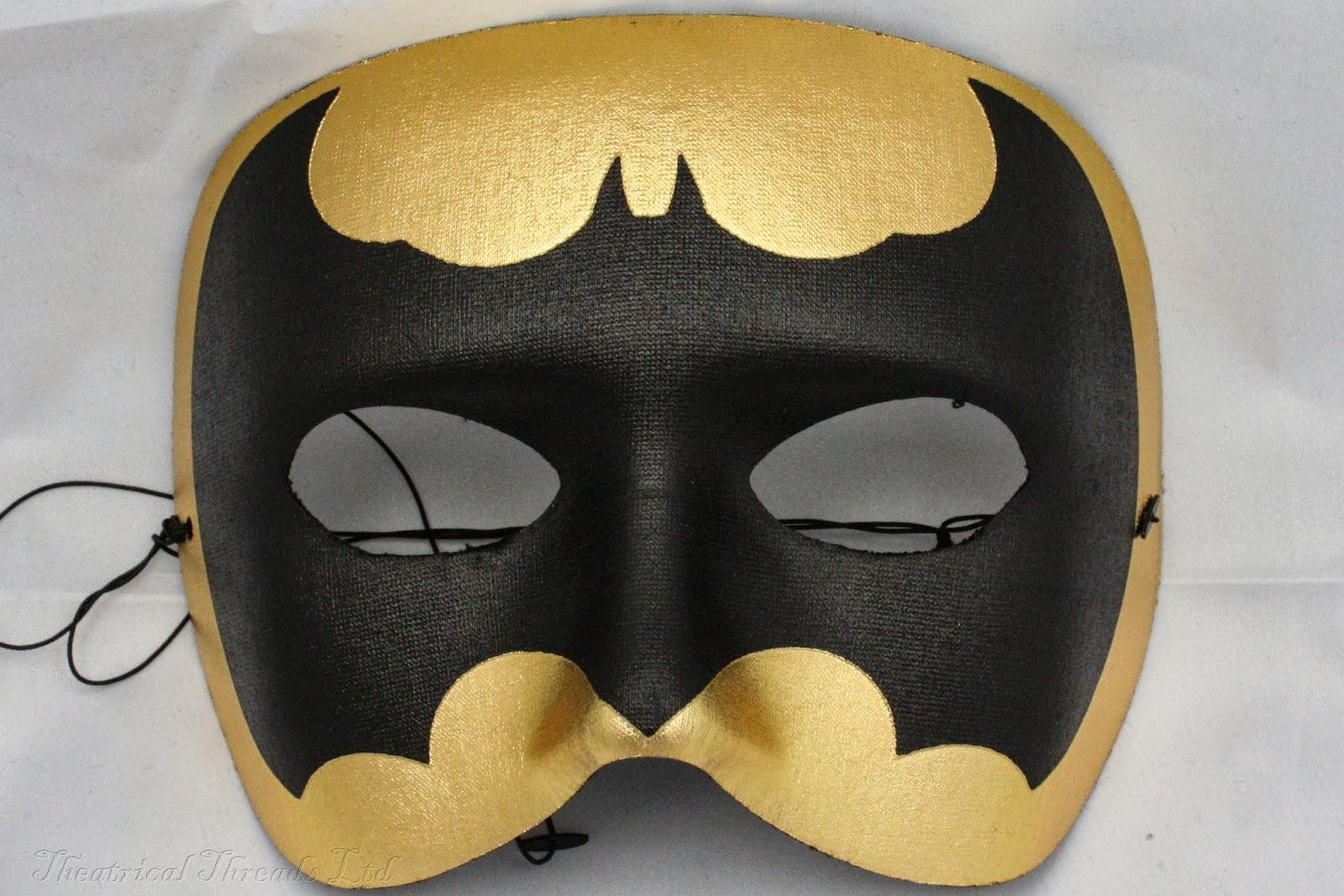 6e87f7197453 Bat Masquerade Ball Mask from Theatrical Threads Ltd