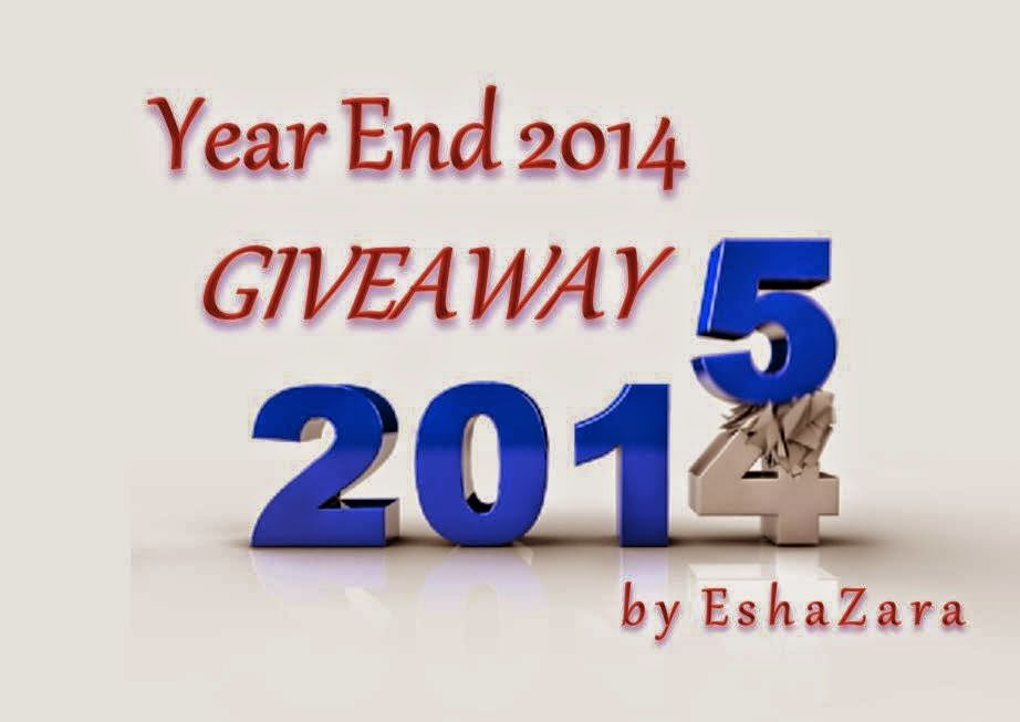 Year End 2014 Giveway