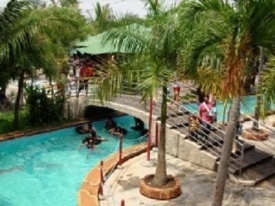 Inilah Fantasy Island, Dufan-nya warga Palembang Tempat Wisata Air Paling Seru