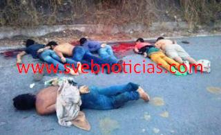Hallan ejecutados a 6 de los 8 secuestrados en Mochitlán Guerrero