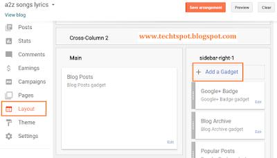 Add Horizontal Random Post Widget To Blogger 1