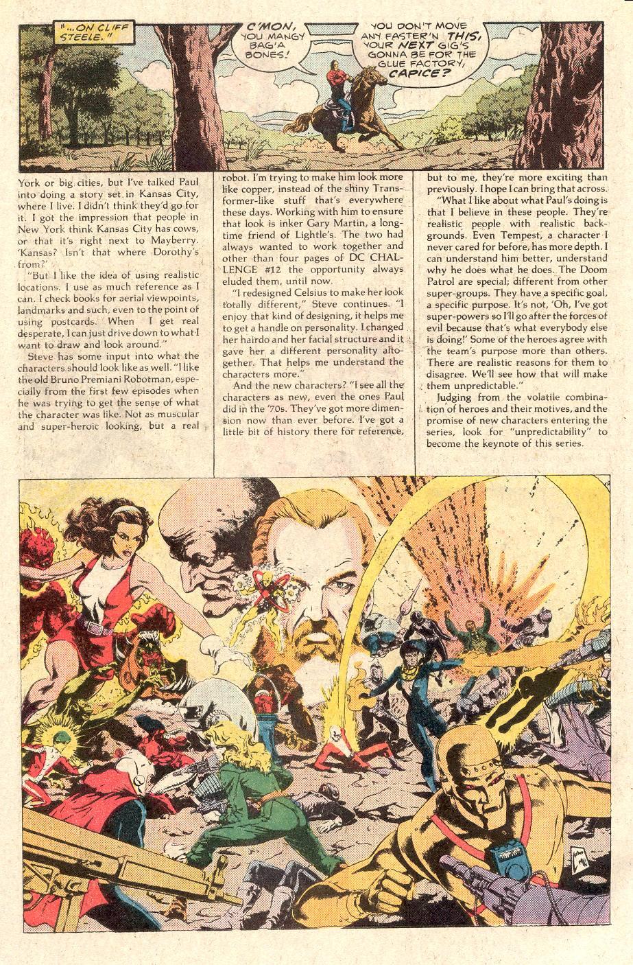 Read online Secret Origins (1986) comic -  Issue # _Annual 1 - 37