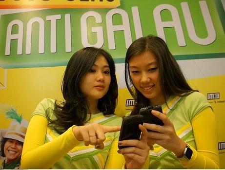 Paket Unlimited Indosat Mentari dan Im3