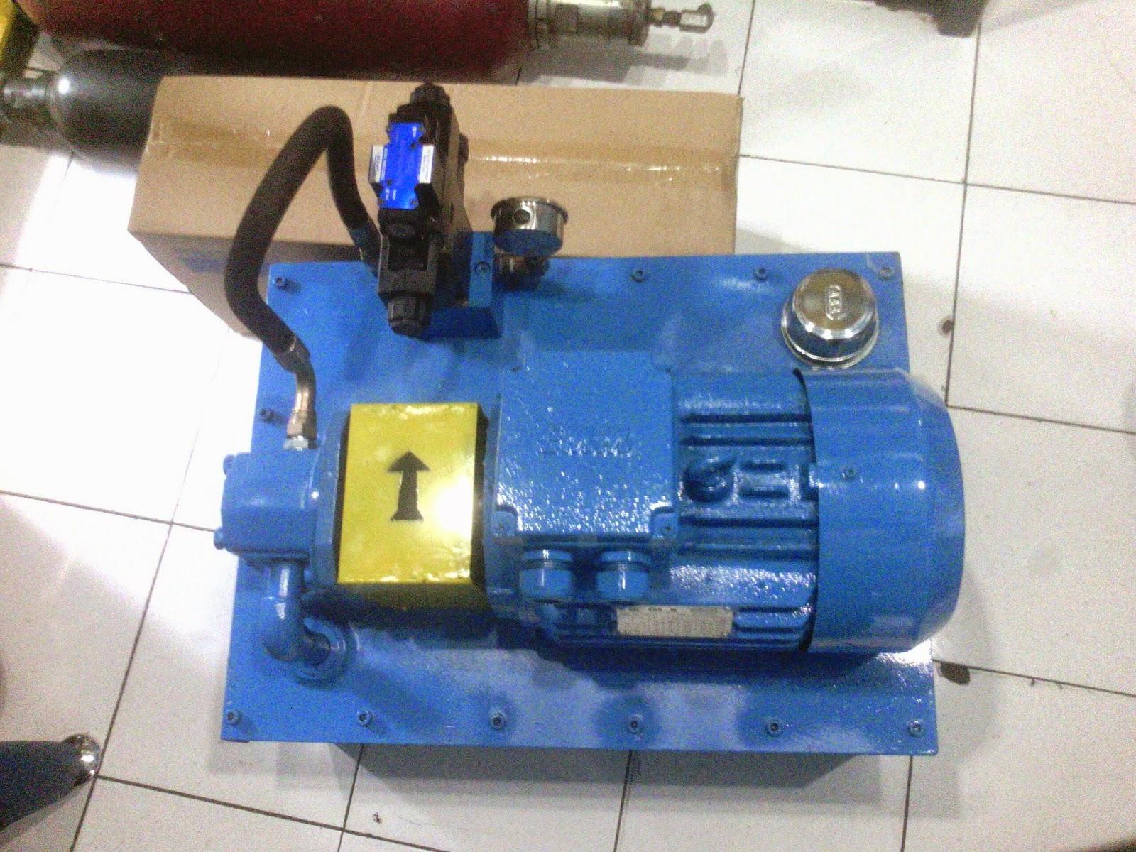 hydraulic bandung  hydraulic power unit  power pack  bandung