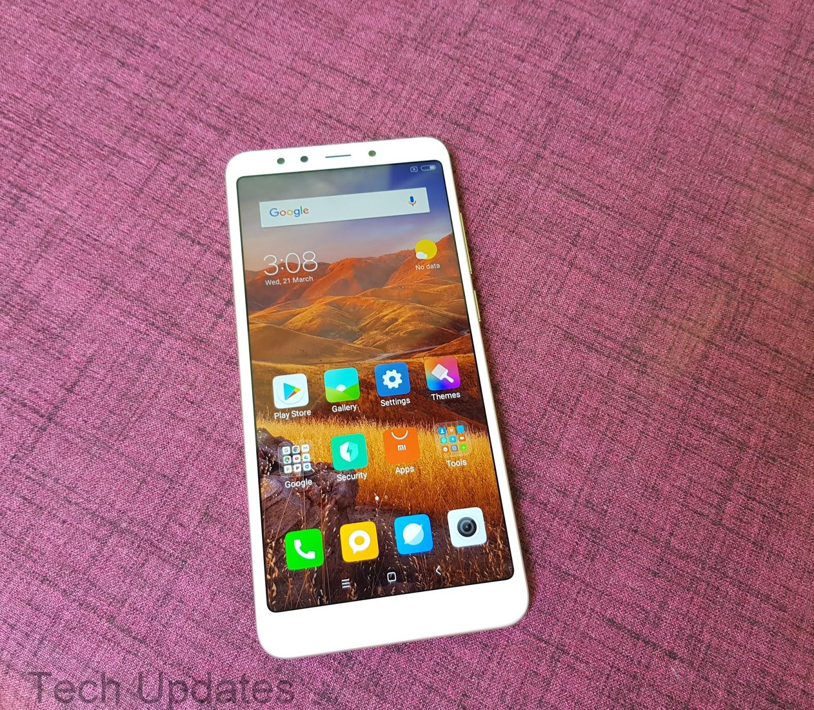 Xiaomi Redmi 5 Hidden features,Tips,Tricks,Pros & Cons - Tech Updates