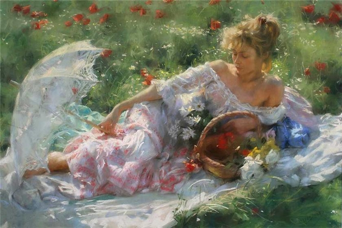 Vicente Romero Redondo    Spanish Figurative painter   Tutt Art