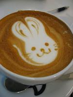Kahve Falında Tavşan