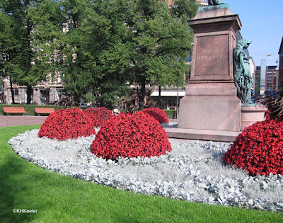 flowers, Helsinki