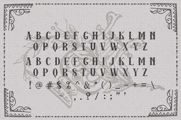 Amazinga Typeface Free Download Font | Freebies PSD
