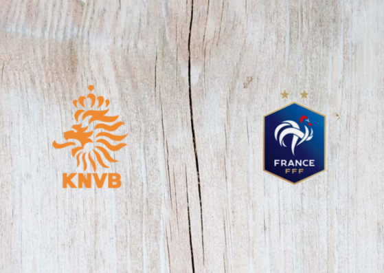 Netherlands vs France Full Match & Highlights 16 November 2018