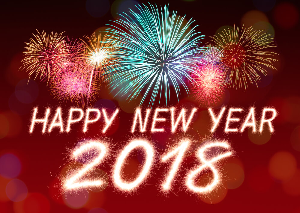 happy new year 2018 images download new year hd wallpapers
