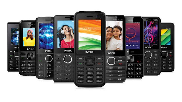 Jio Phone Effect: Intex Launches Turbo+ 4G, Its First 4G VoLTE Feature Phone