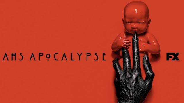 AHS Apocalypse banner
