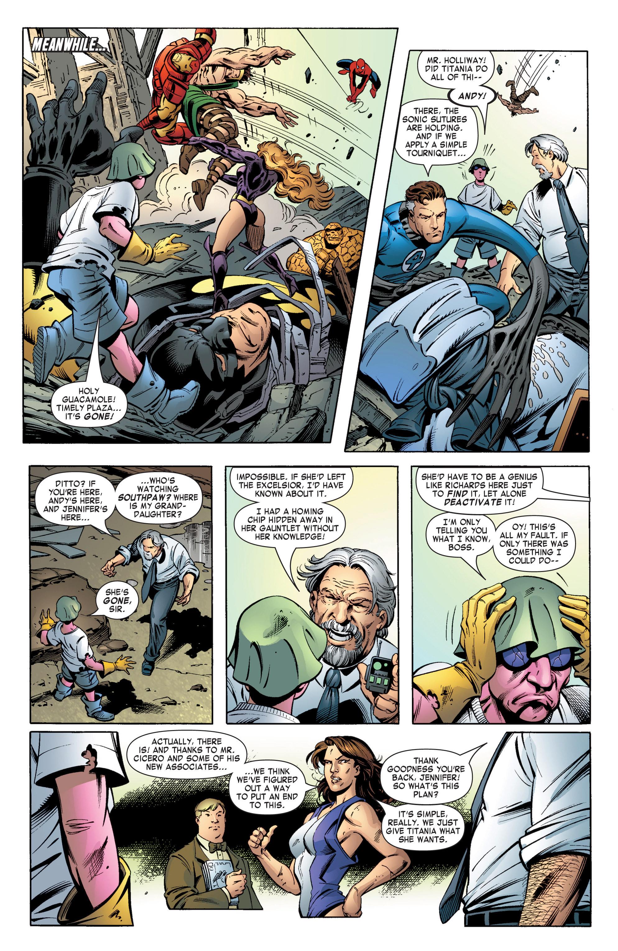 Read online She-Hulk (2004) comic -  Issue #12 - 17