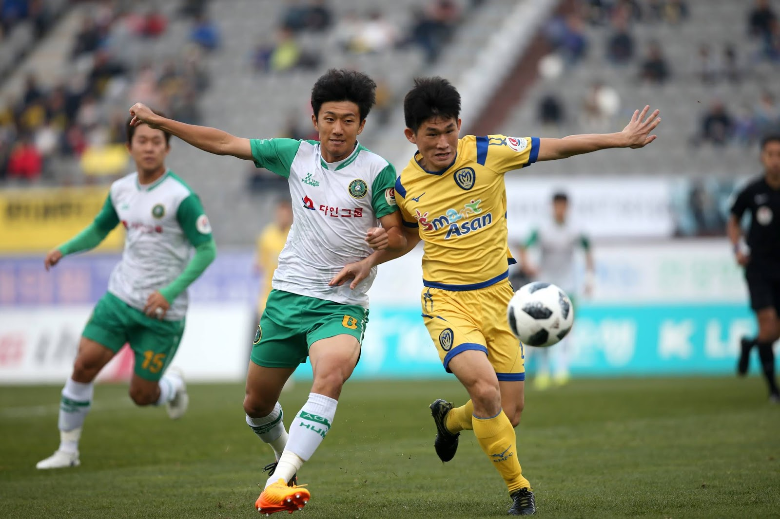 Preview: Ansan Greeners vs Bucheon 1995 K League 2