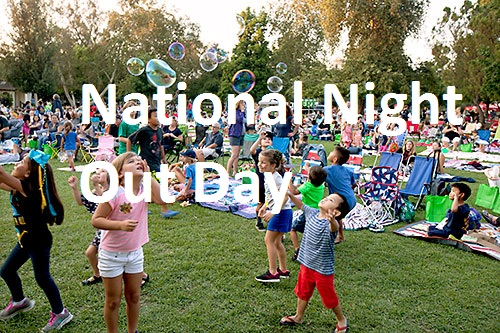 National Night Out Day