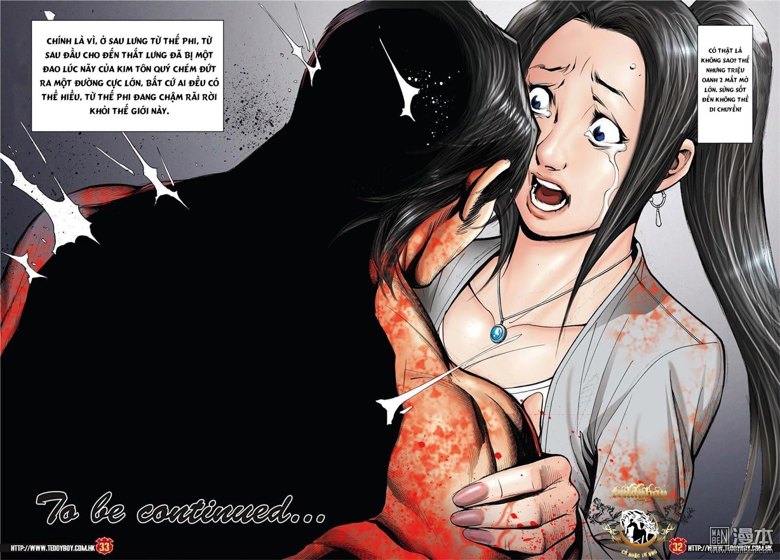 Người Trong Giang Hồ RAW Chương 2000 - NhoTruyen.Net