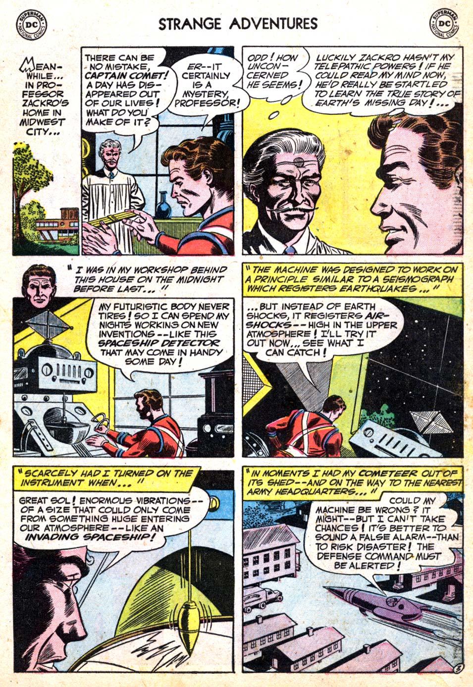 Strange Adventures (1950) issue 25 - Page 5