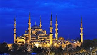 Sultan Ahmet Camii Hakkında Kısa Bilgiler