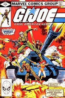 GI Joe Issue 1