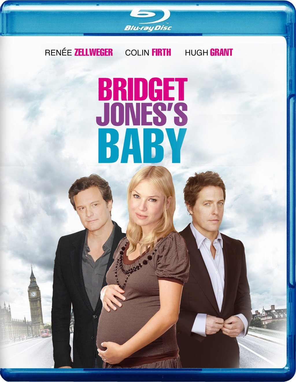 Bridget Jones's Baby (2016) Dual Audio Hindi 400MB BluRay 480p ESubs