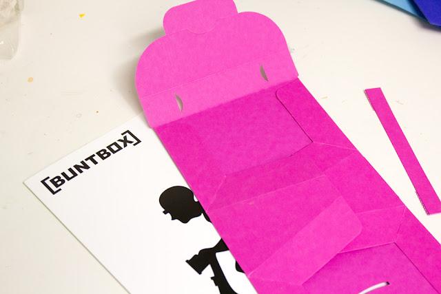 Minialbum als Handtasche