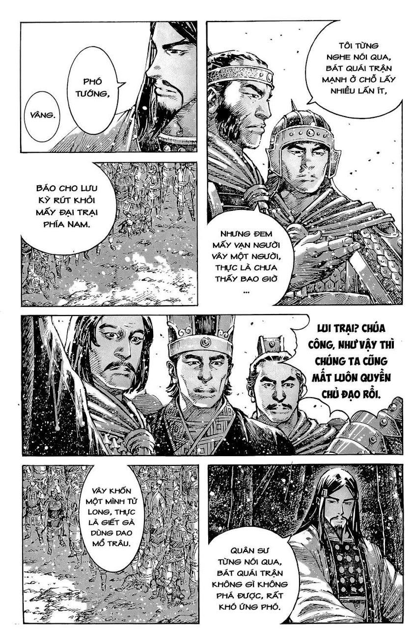Hỏa phụng liêu nguyên Chương 394: Bất chiến khuất nhân [Remake] trang 5