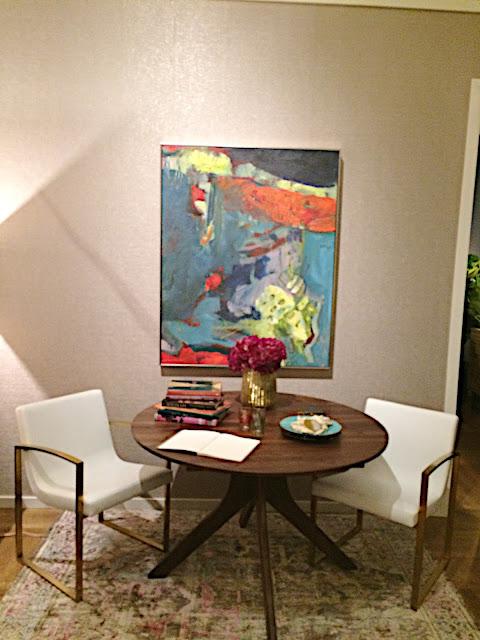 columbus decorators show house Angela Bonfante