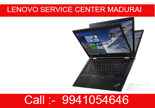 Lenovo Laptop Service Center in Madurai