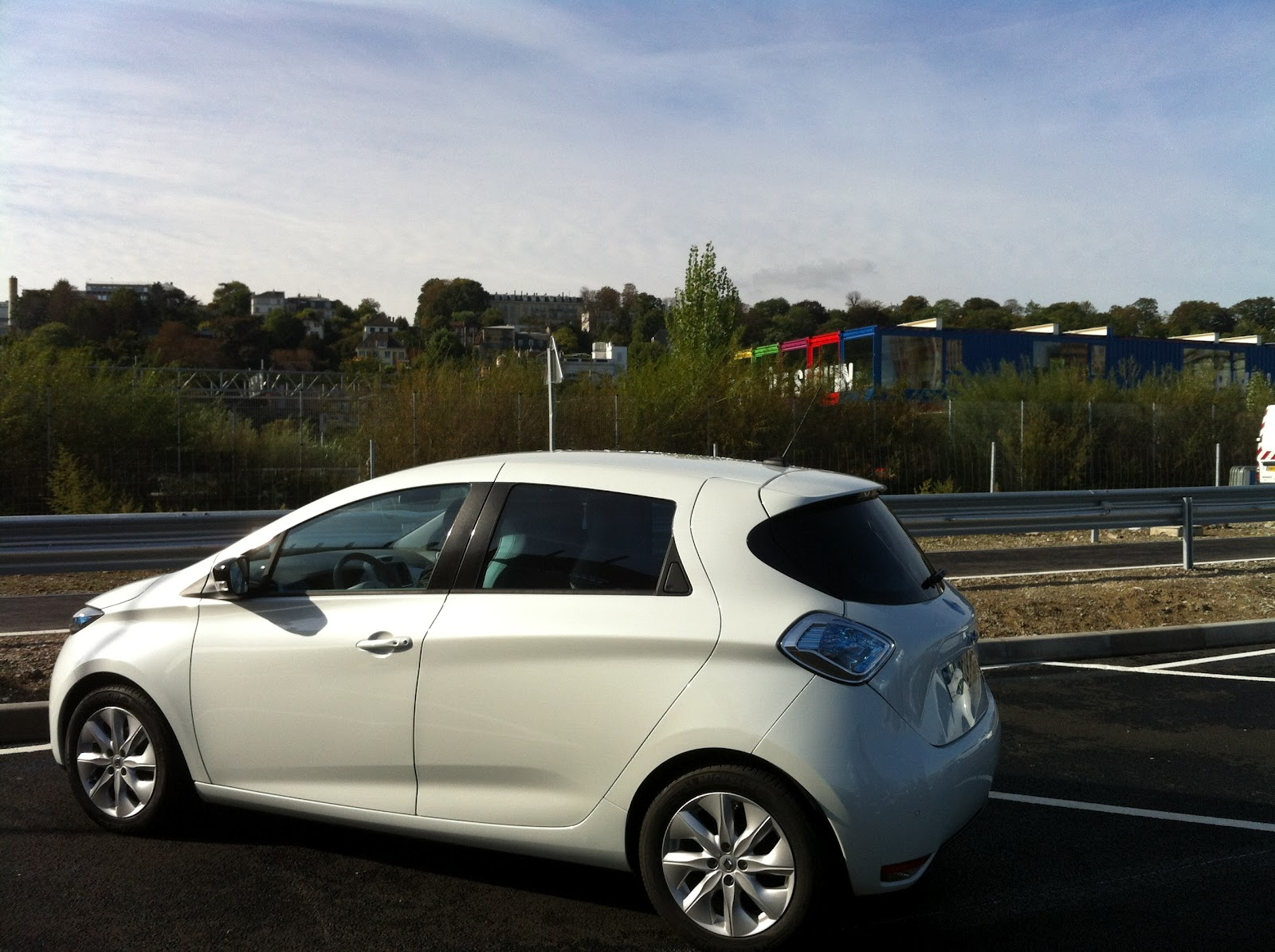 Garage Peugeot Meudon My E Life Now Renault Zoe Test Drive My Video