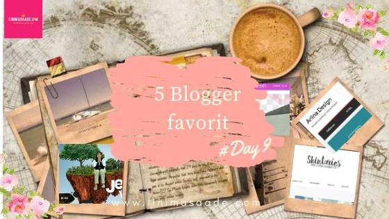 Inilah 5 Blogger Perempuan favorit Beserta Alasannya